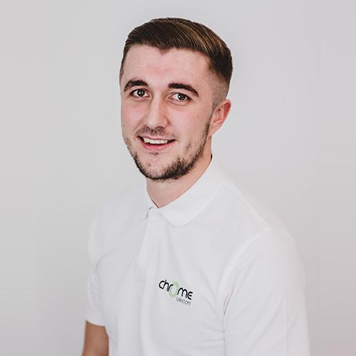 Chrome employee Lloyd Maxwell