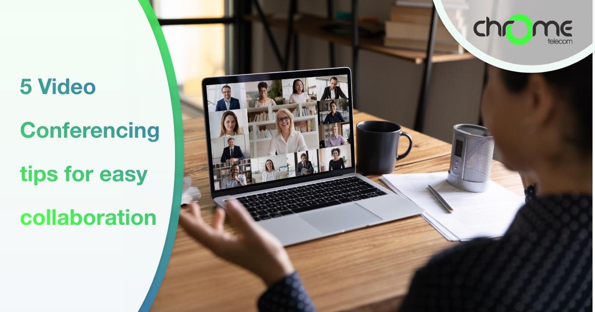 Video conferencing blog
