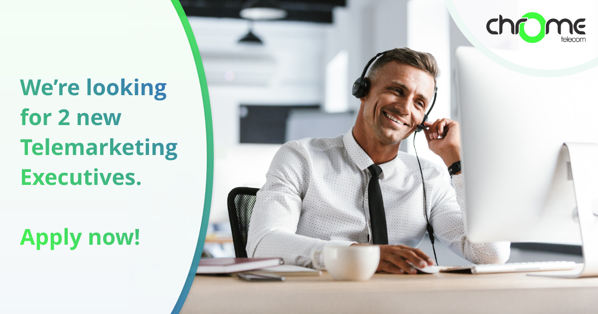 Hiring telemarketers