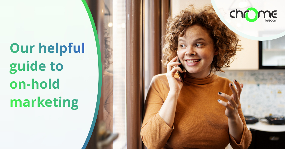 on hold marketing blog