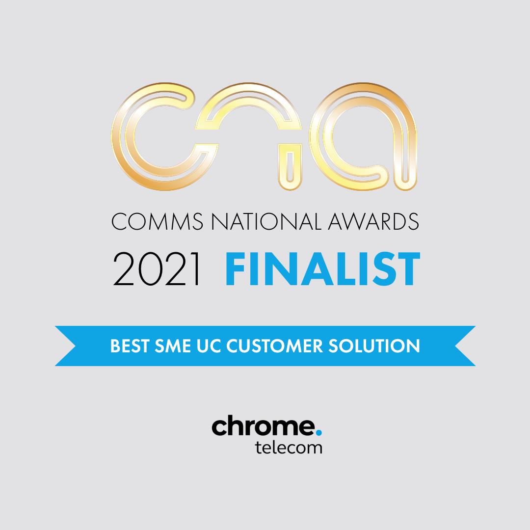 CNA award blog