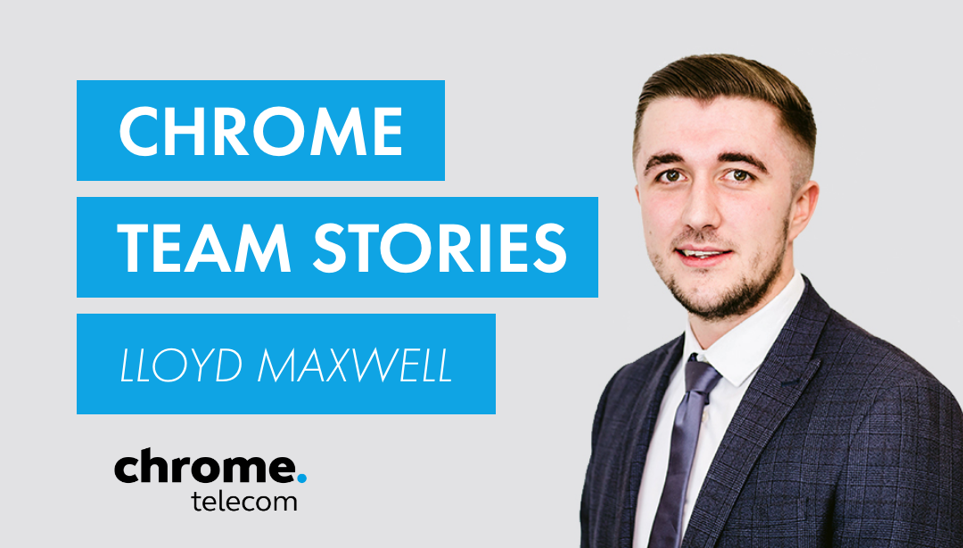 Chrome Team Stories - Lloyd Maxwell